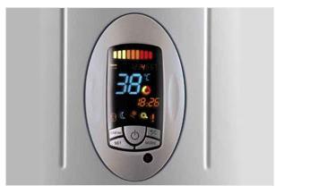 termo eléctrico Cointra TDG 100 display