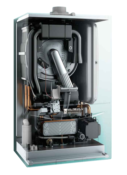 Vaillant ecoTEC Pure VMW 286 7-2 interior