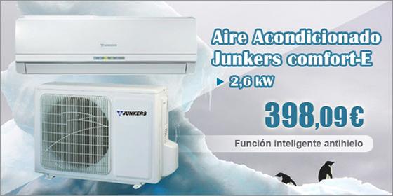 OFERTA - Aire acondicionado Junkers Comfort-E