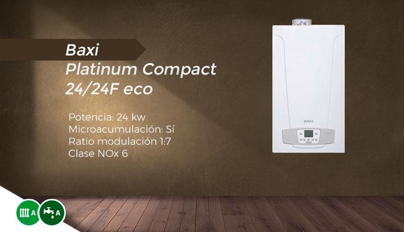 Baxi Platinum Compact