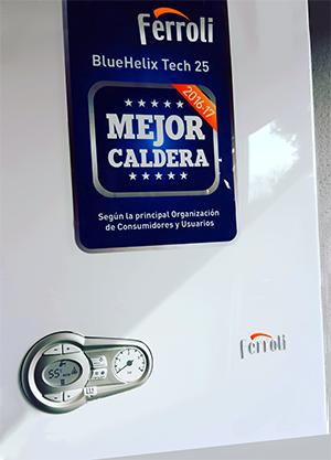 Calderas ferroli compra online ofertas y precio for Caldera condensacion precio