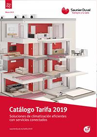 Catálogo Calderas Saunier Duval 2019